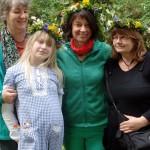Blumenfreundinnen